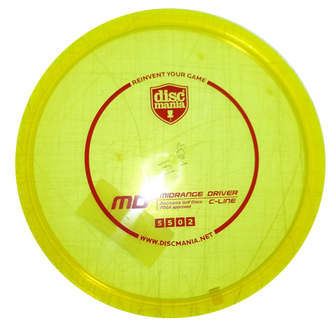 MD 3 C Line yellow