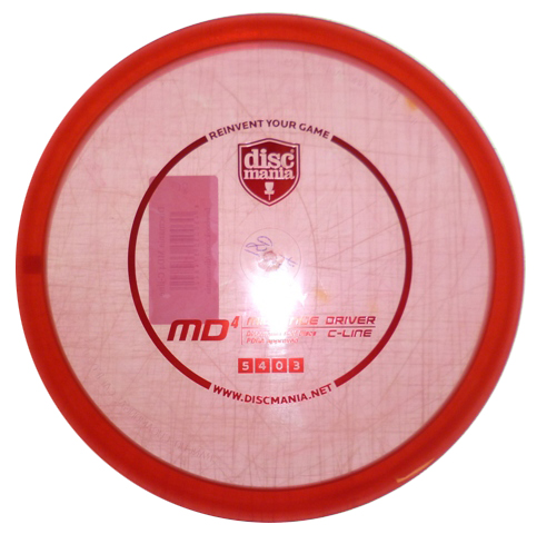 MD 4 C Line Red