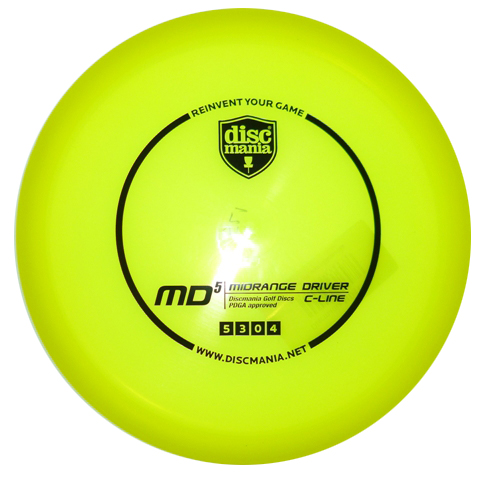 MD 5 C Line Yellow