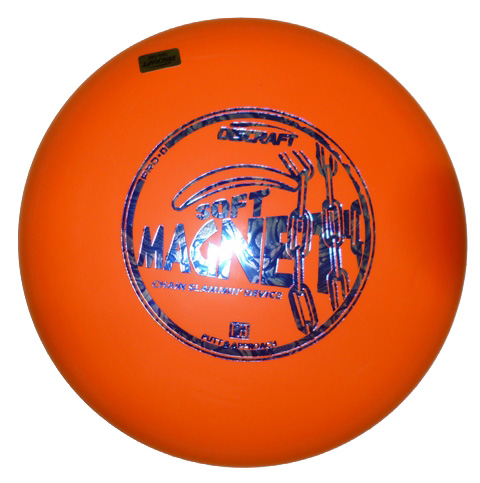 Magnet Soft Pro D Orange Missprint