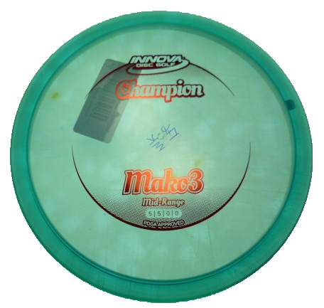 Mako 3 Champion BAby Blue