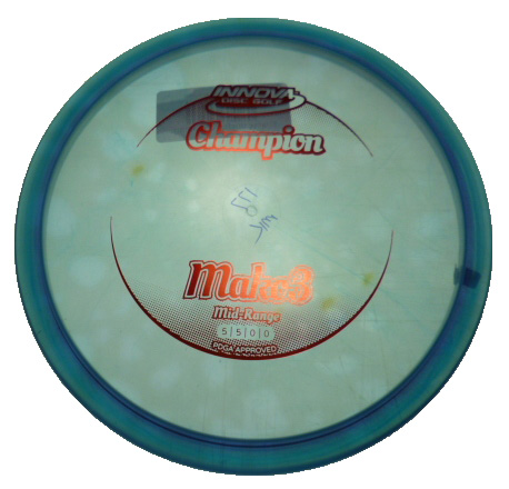Mako 3 Champion Blue