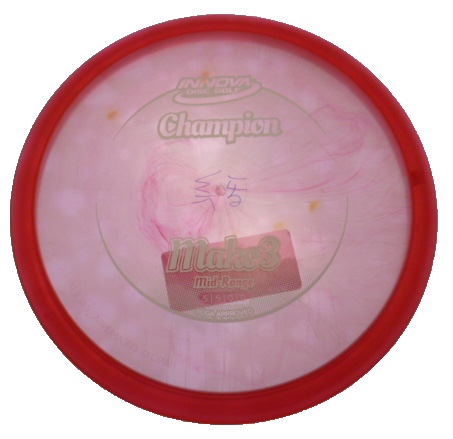 Mako 3 Champion red