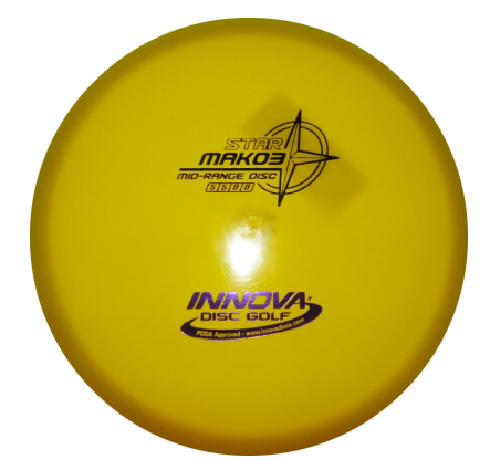 Mako 3 Star Yellow