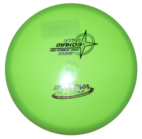 Mako 3 Star Green
