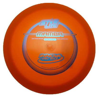 Mamba Star Lite Orange