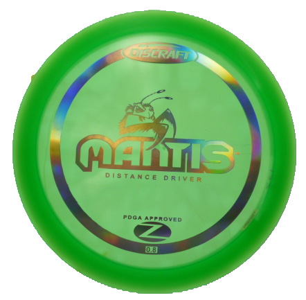 Mantis Elite Z Green