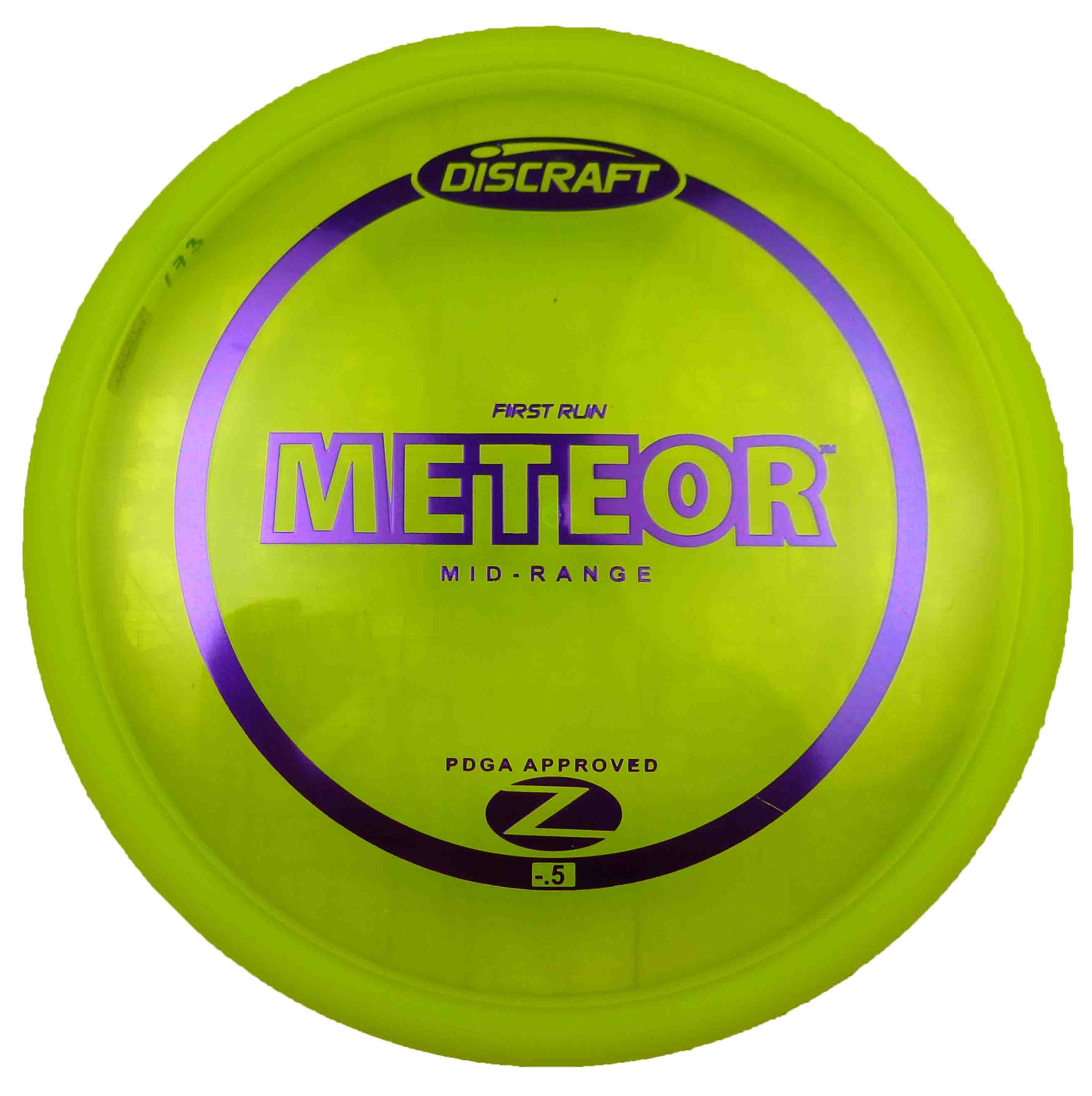 Meteor Elite Z Yellow