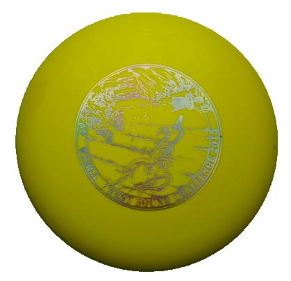 Challenger Soft Elite X Missprint Yellow