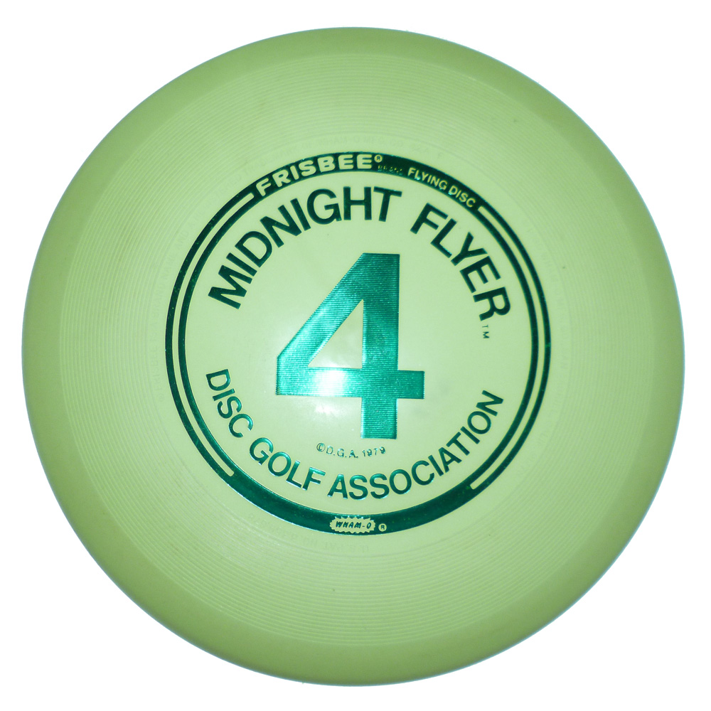 Midnight Flyer # 4 Mold 42 AF