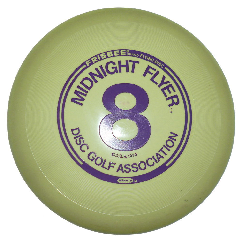 Midnight Flyer # 8 Mold 70 c