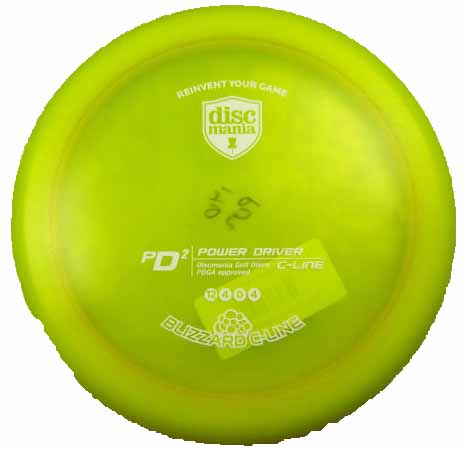 PD 2 Blizzard Yellow