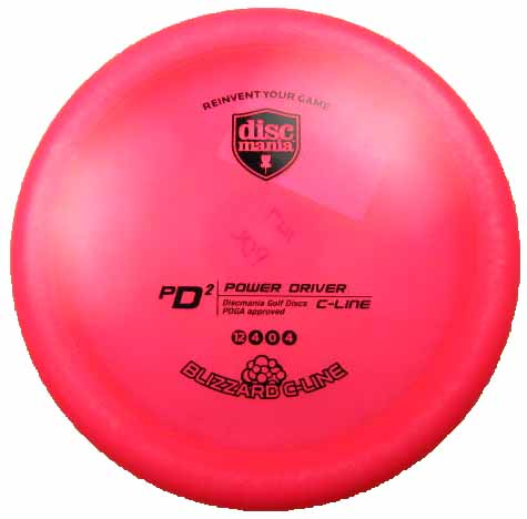 Discmania PD 2 Blizzard