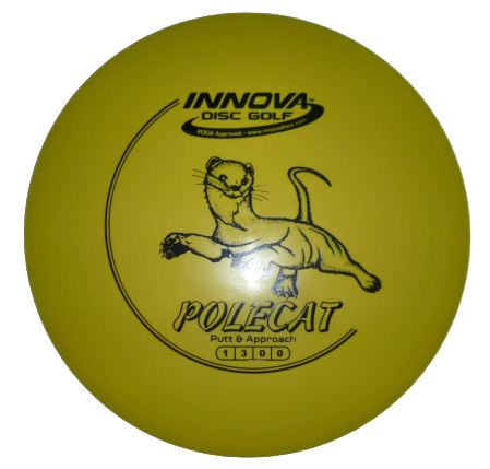 Polecat DX Yellow