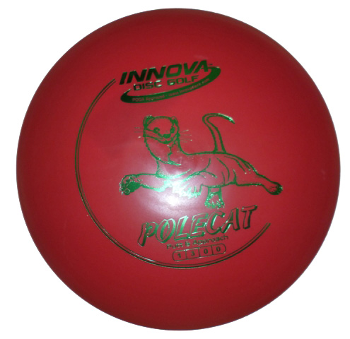 Polecat DX red