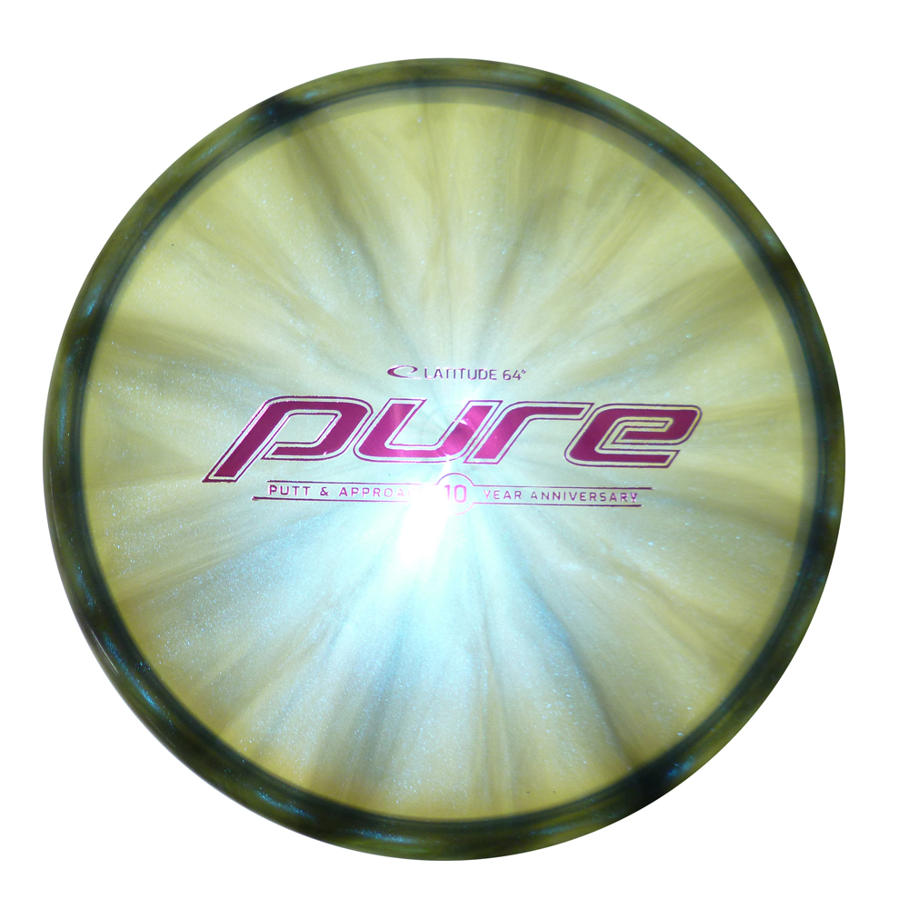Pure 10 Year Opto X Cameleon Blue