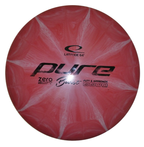 Pure Brust Zero Soft Pink