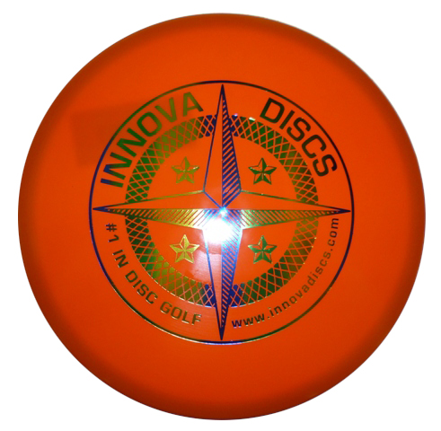 Invictus Star Orange First Run
