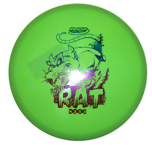Rat Star Green