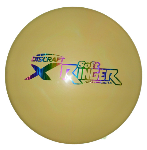 Ringer Soft Elite X  Yellow Missprint