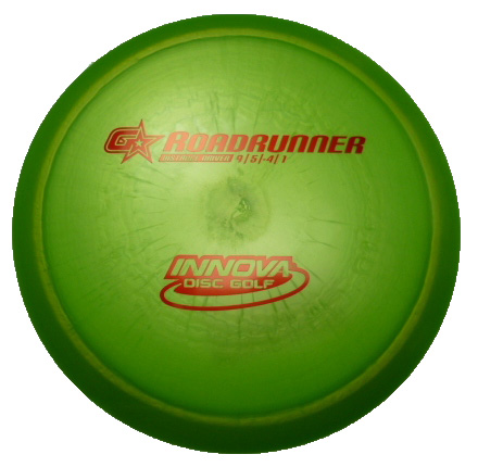 Roadrunner G-Star Green