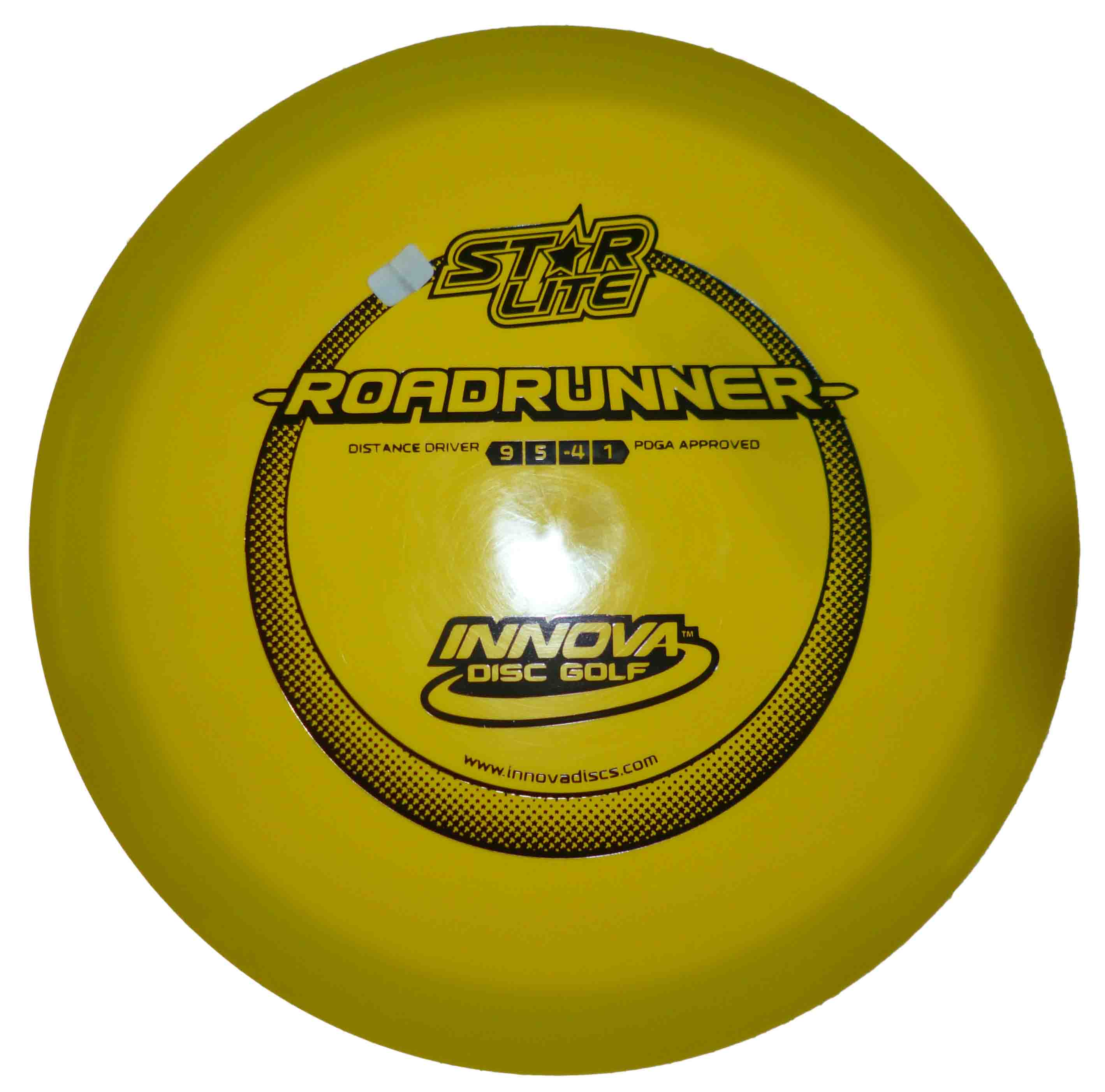 Roadrunner Star lite gelb