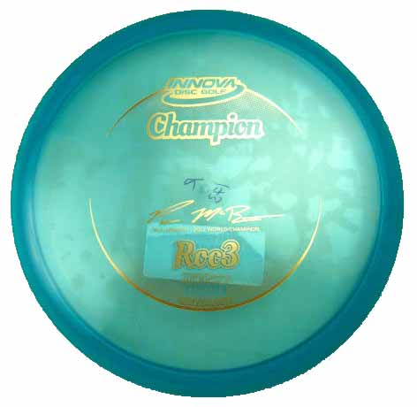 Roc 3 Champion Blue