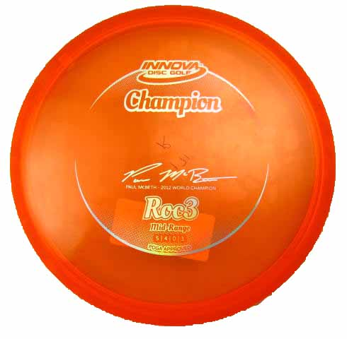 Roc 3 Champion Orange