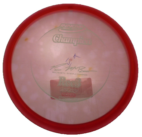 Roc 3 Champion red