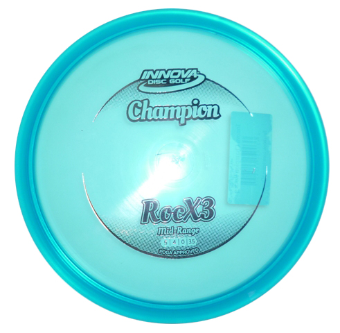 Roc X 3 Champion baby blue