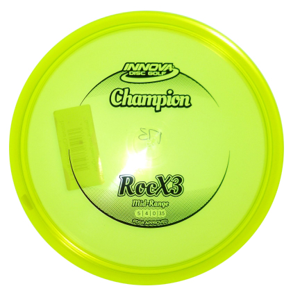 Roc X 3 Champion Gelb
