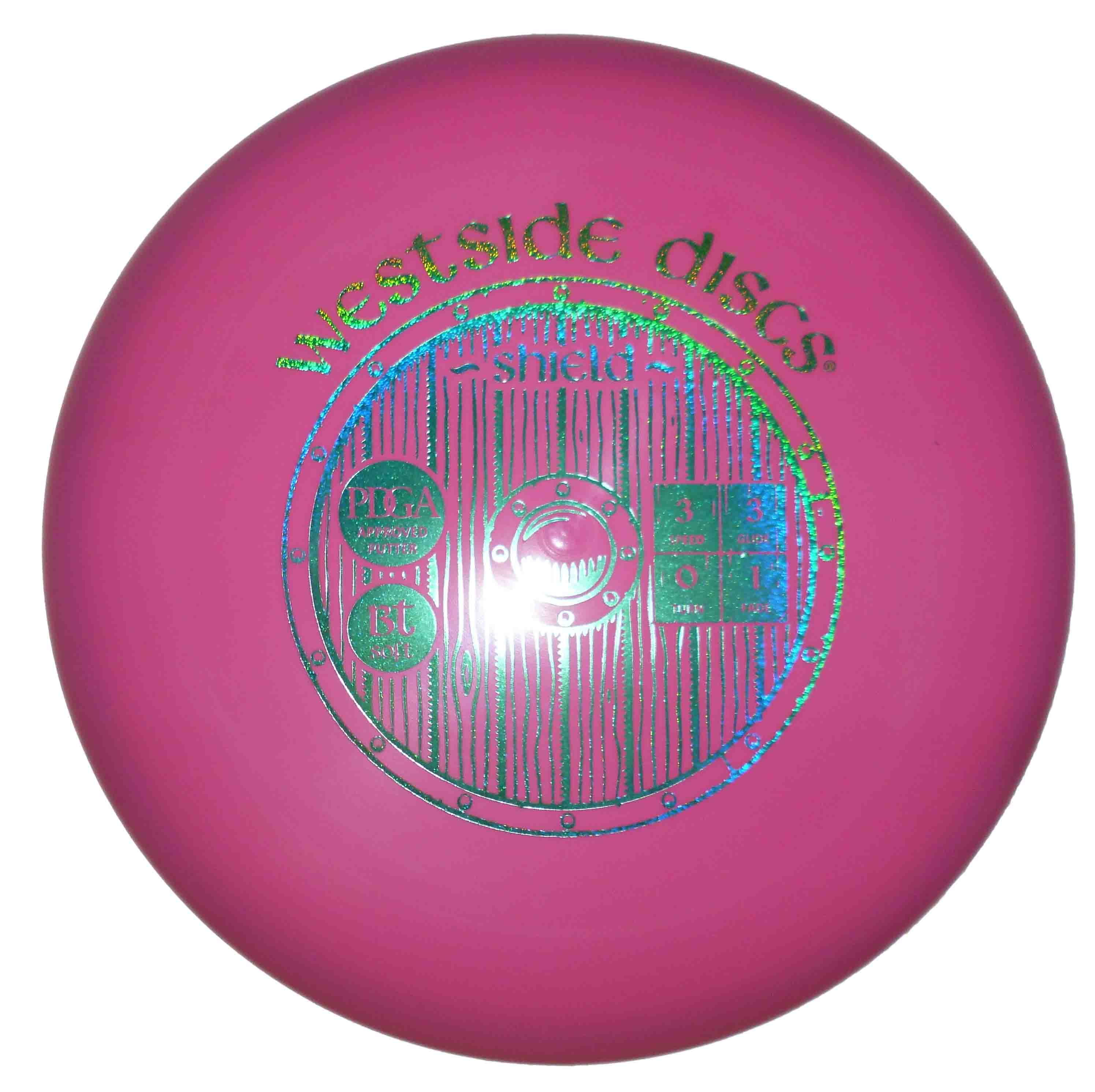 Shield BT Soft Pink