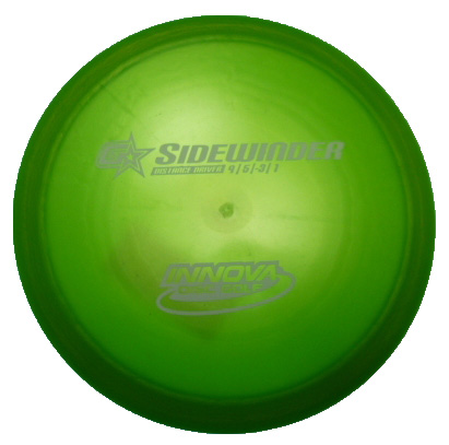Sidewinder G-Star green