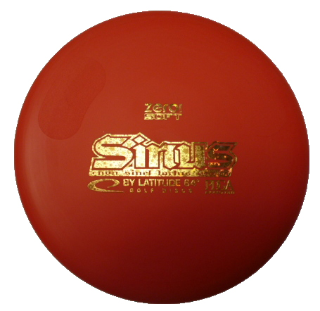 Sinus Zero Soft red