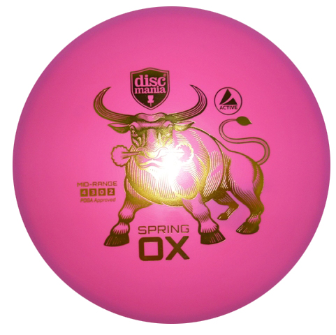 Spring OX Active Pink