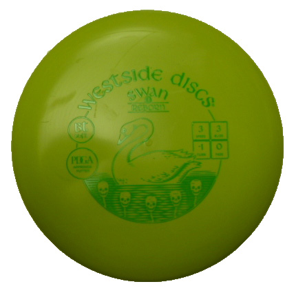 Swan Reborn BT Soft Green