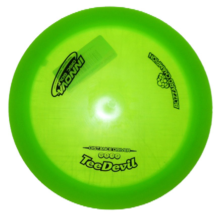 Tee Devil Blizzard Green