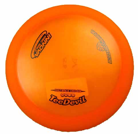 Tee Devil Blizzard Orange