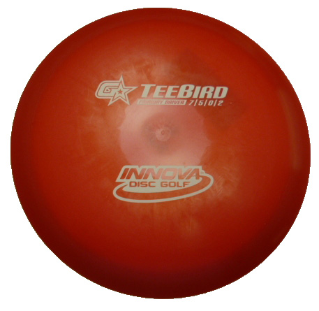 Teebird G-Star Orange