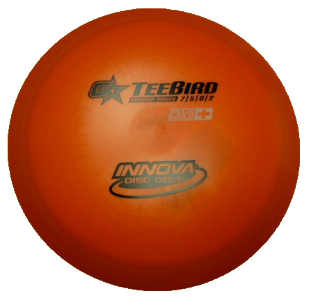 Teebird + G-Star Orange