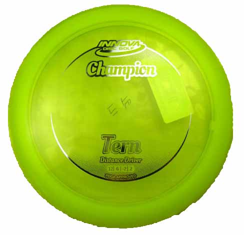 Tern Champion Yellow