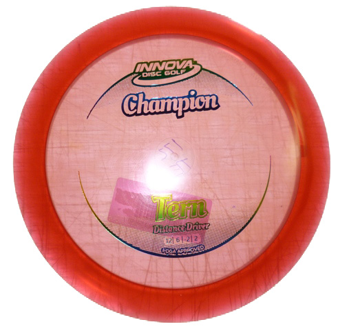 Tern Champion red