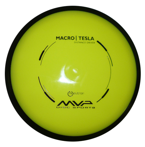Tesla Macro Neutron Yellow