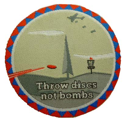 Throw Disc not Bombs