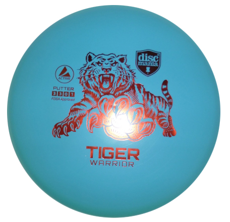 Tiger Warrior Active Line Baby Blue