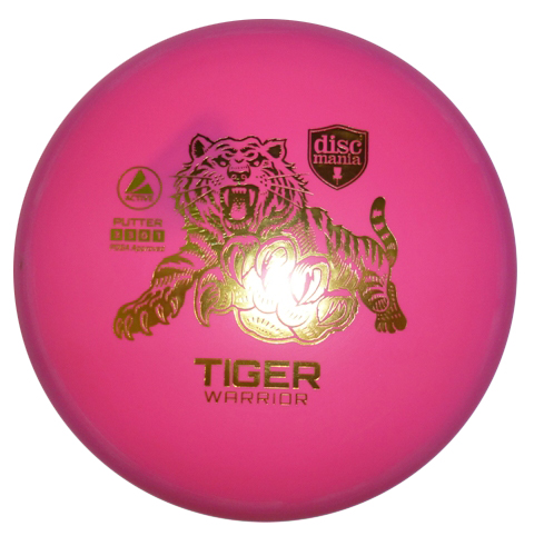 Tiger Warrior Active Line Pink