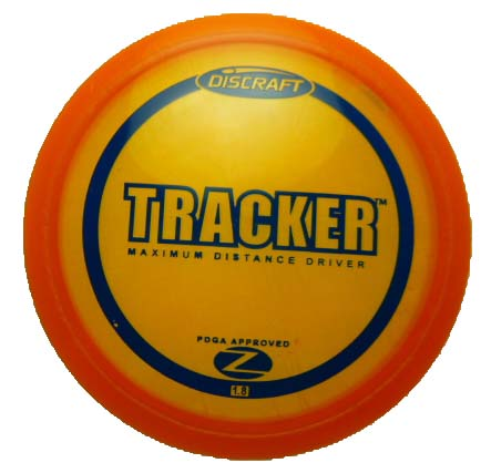 Tracker Elite Z Orange