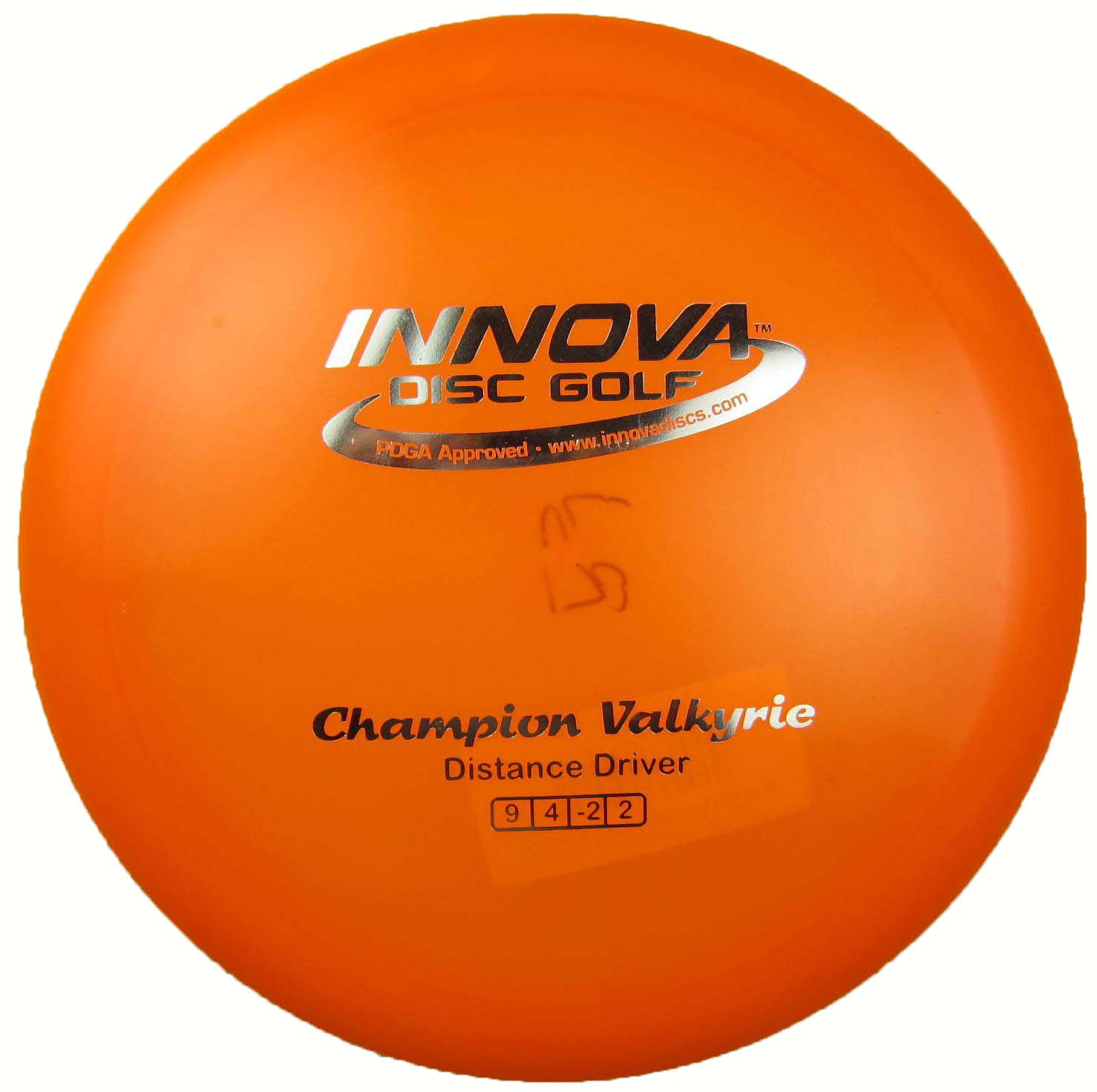 Valkyrie Champion Orange