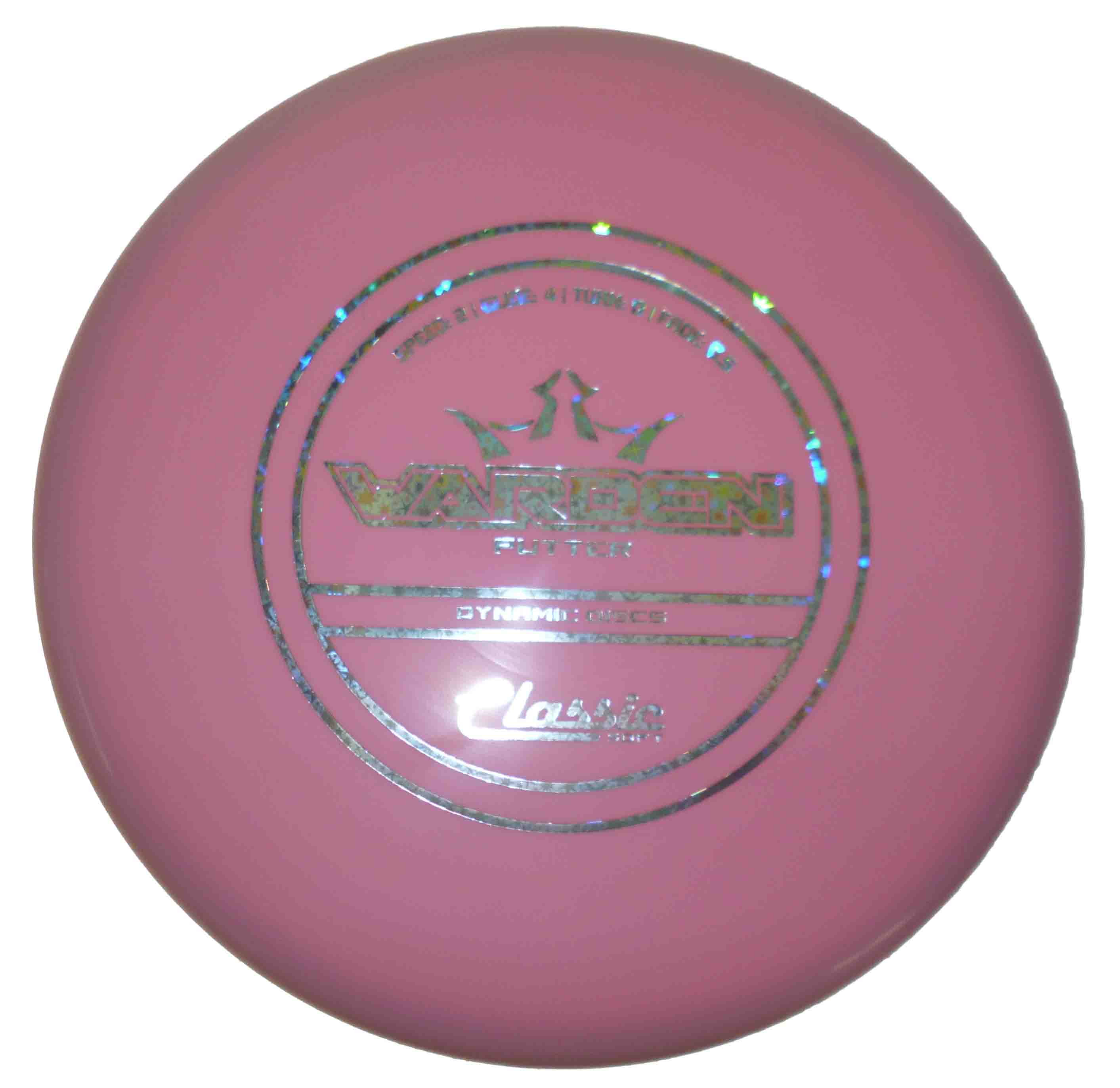 Warden soft Classic Pink