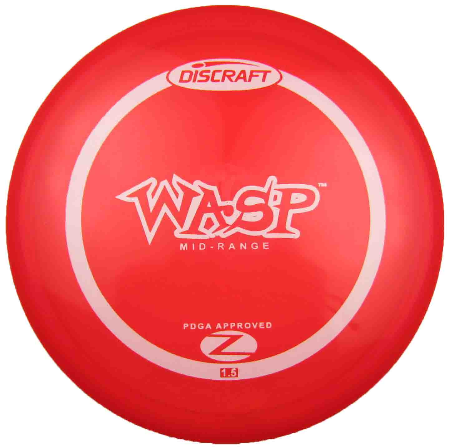 Wasp Elite Z Red